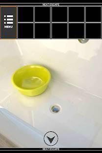 Androidアプリ「脱出ゲーム 浴室からの脱出」のスクリーンショット 5枚目