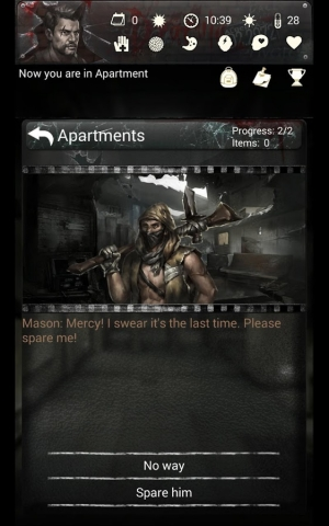 Androidアプリ「Buried Town 2 - Zombie Survival Apocalypse Game」のスクリーンショット 4枚目