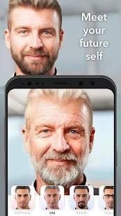Androidアプリ「FaceApp」のスクリーンショット 2枚目