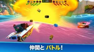 Androidアプリ「Battle Bay」のスクリーンショット 2枚目