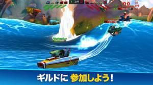 Androidアプリ「Battle Bay」のスクリーンショット 5枚目