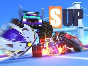 Androidアプリ「SUPマルチプレイヤーレーシング」のスクリーンショット 5枚目
