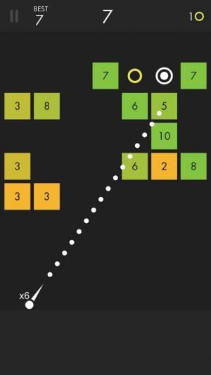 Androidアプリ「Ballz」のスクリーンショット 1枚目