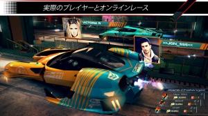 Androidアプリ「ライバルギア (Rival Gears Racing)」のスクリーンショット 2枚目