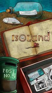 Androidアプリ「見失い島」のスクリーンショット 1枚目