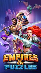 Androidアプリ「Empires & Puzzles: RPG Quest」のスクリーンショット 5枚目