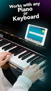 Androidアプリ「Simply Piano by JoyTunes」のスクリーンショット 2枚目