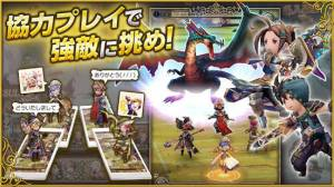 Androidアプリ「BRAVELY DEFAULT FAIRY'S EFFECT」のスクリーンショット 4枚目