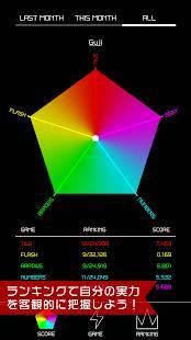 Androidアプリ「反射神経を鍛えるゲーム - Reflex」のスクリーンショット 3枚目