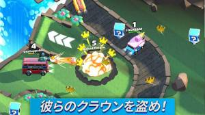 Androidアプリ「クラッシュオブカーズ (Crash of Cars)」のスクリーンショット 3枚目