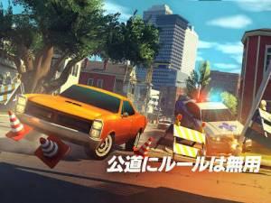 Androidアプリ「ギャングスター ニューオーリンズ 【オープンワールドゲーム】」のスクリーンショット 2枚目