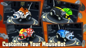 Androidアプリ「MouseBot」のスクリーンショット 4枚目