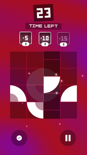 Androidアプリ「Griddle Speed Puzzle」のスクリーンショット 2枚目