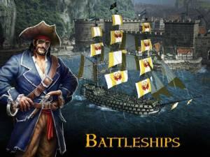 Androidアプリ「Tempest: Pirate Action RPG Premium」のスクリーンショット 2枚目