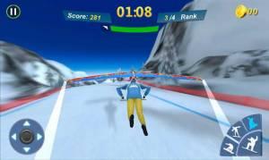 Androidアプリ「Snowboard Master 3D」のスクリーンショット 3枚目
