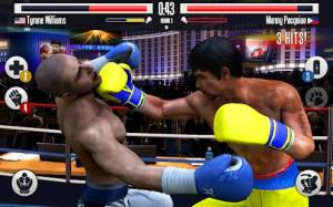 Androidアプリ「Real Boxing Manny Pacquiao」のスクリーンショット 5枚目