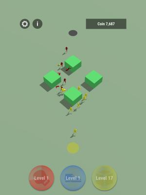 Androidアプリ「いろいろな人」のスクリーンショット 5枚目