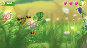 Androidアプリ「Bee Odyssey」のスクリーンショット 1枚目