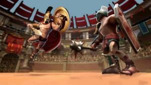 Androidアプリ「剣闘士ヒーローズクラッシュ - ファイティングと戦略ゲーム (Gladiator Heroes)」のスクリーンショット 3枚目