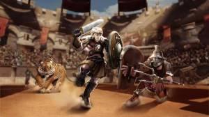 Androidアプリ「剣闘士ヒーローズクラッシュ - ファイティングと戦略ゲーム (Gladiator Heroes)」のスクリーンショット 4枚目