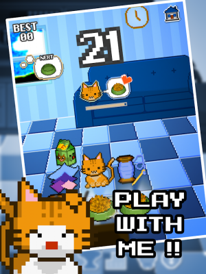 Androidアプリ「Wilful Kitty」のスクリーンショット 4枚目
