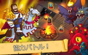 Androidアプリ「Hustle Castle – アイドルシェルターの英雄」のスクリーンショット 1枚目