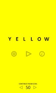 Androidアプリ「yellow」のスクリーンショット 1枚目