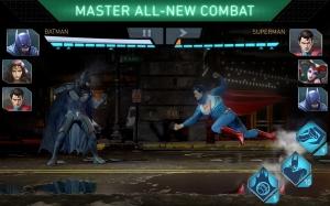 Androidアプリ「Injustice 2」のスクリーンショット 3枚目