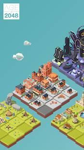 Androidアプリ「エイジオブ2048:都市文明建設パズルゲーム(Age of 2048™)」のスクリーンショット 4枚目