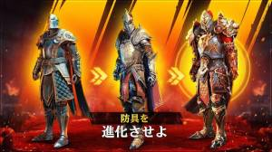 Androidアプリ「Iron Blade(アイアンブレイド)—本格中世RPG」のスクリーンショット 3枚目