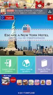 Androidアプリ「脱出ゲーム ニューヨークのホテルからの脱出」のスクリーンショット 5枚目