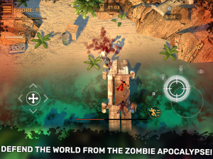 Androidアプリ「DEAD PLAGUE: Zombie Outbreak」のスクリーンショット 1枚目