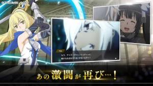 Androidアプリ「ダンまち〜メモリア・フレーゼ〜」のスクリーンショット 3枚目