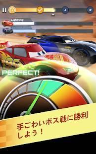 Androidアプリ「カーズ: ライトニング・リーグ」のスクリーンショット 5枚目