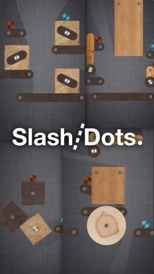 Androidアプリ「スラッシュ/ドッツ. - Slash/Dots.」のスクリーンショット 4枚目