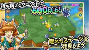 Androidアプリ「マージドラゴン (Merge Dragons!)」のスクリーンショット 2枚目