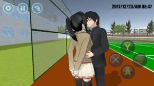 Androidアプリ「High School Simulator 2018」のスクリーンショット 3枚目