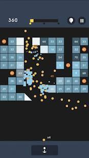Androidアプリ「レンガのブレーカーのパズル」のスクリーンショット 5枚目
