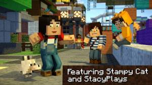Androidアプリ「Minecraft: Story Mode - Season Two」のスクリーンショット 5枚目