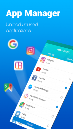 Androidアプリ「Utility Clean - Special Quick Cleaner」のスクリーンショット 3枚目