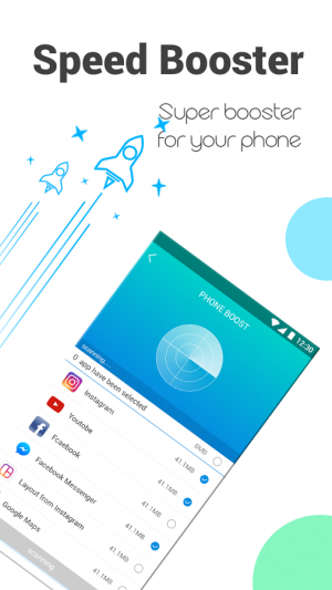 Androidアプリ「Utility Clean - Special Quick Cleaner」のスクリーンショット 4枚目