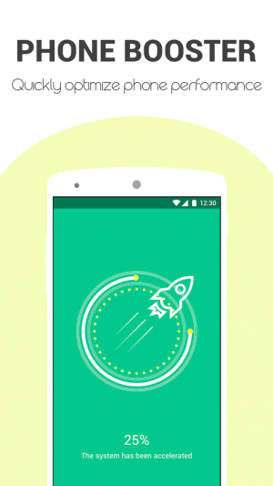 Androidアプリ「Green Cleaner」のスクリーンショット 3枚目