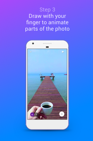Androidアプリ「Loopsie - Cinemagraph, Living Photo」のスクリーンショット 3枚目