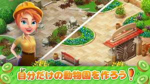 Androidアプリ「Family Zoo: The Story」のスクリーンショット 1枚目