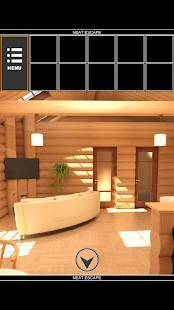 Androidアプリ「脱出ゲーム 貸別荘からの脱出」のスクリーンショット 3枚目