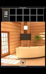 Androidアプリ「脱出ゲーム 貸別荘からの脱出」のスクリーンショット 4枚目