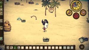 Androidアプリ「Don't Starve: Shipwrecked」のスクリーンショット 1枚目