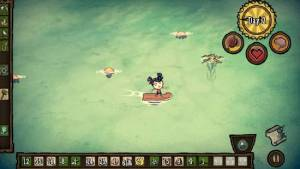 Androidアプリ「Don't Starve: Shipwrecked」のスクリーンショット 3枚目