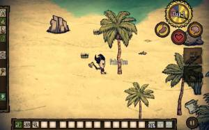 Androidアプリ「Don't Starve: Shipwrecked」のスクリーンショット 4枚目