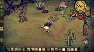 Androidアプリ「Don't Starve: Shipwrecked」のスクリーンショット 2枚目